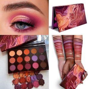 HIPDOT Zion 15 Pan Eyeshadow Palette